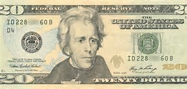 Should Andrew Jackson be featured on the $20 Bill?