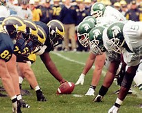 The Spartans and the Wolverines