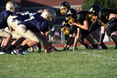 8th grade football Program