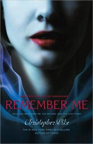 "Book Review ""Remember Me"""