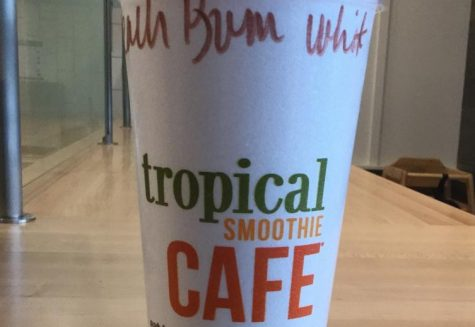 Food Review on Tropical Smoothie Cafe