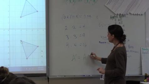 East Teacher Helps Write Curriculum