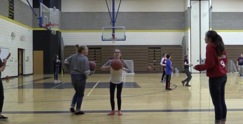 NJHS Hoop-a-thon (part one)