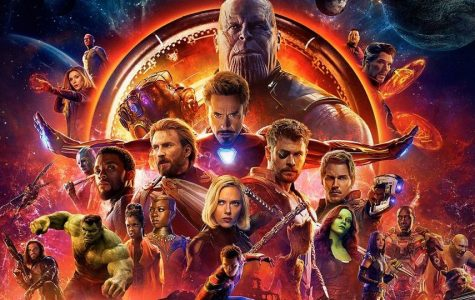 "MARVEL Movies Culminate in ""Infinity War"""