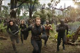 Avengers: (What Just Happened!?) Infinity War