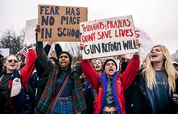 School Shootings' Effect on East