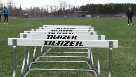 Girls Hurdles