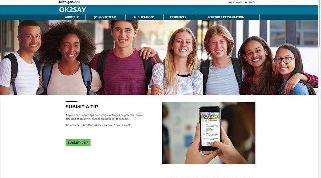 Ok2Say Program