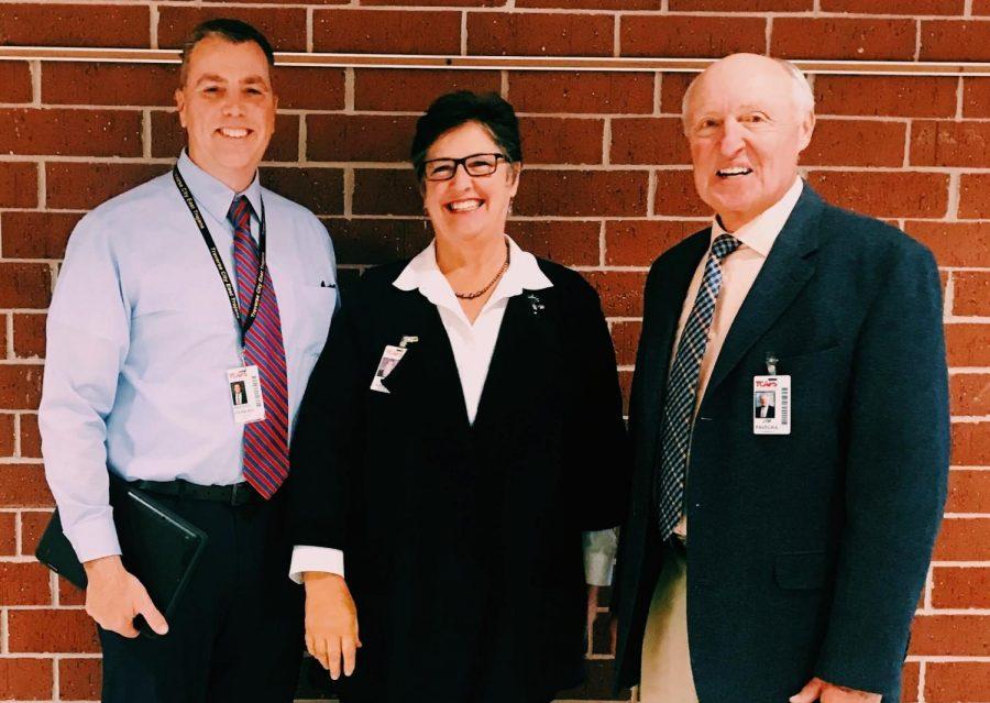 Superintendent Anne Cardon has left TCAPS