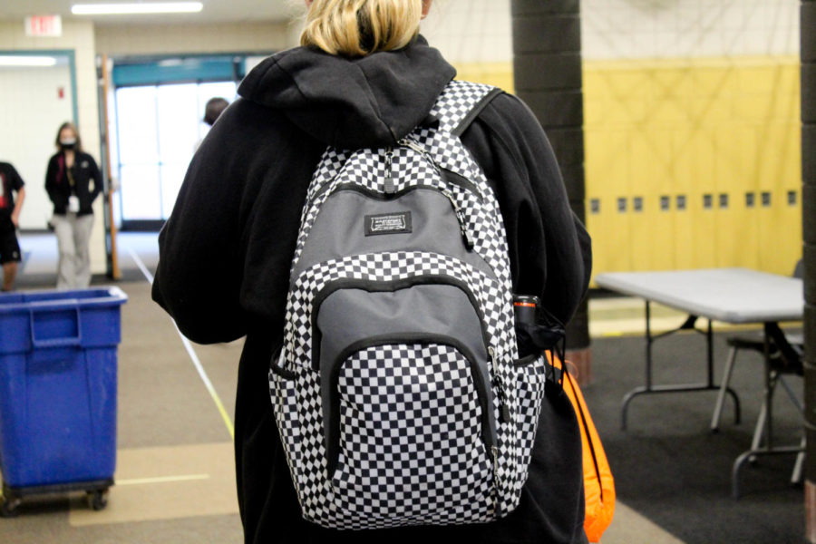 The Problem With Backpacks