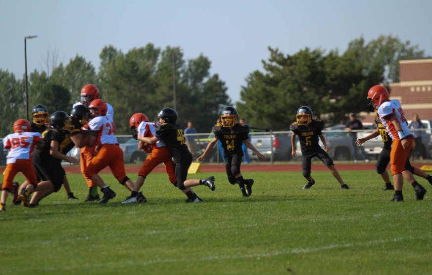 7th Grade Football Slideshow