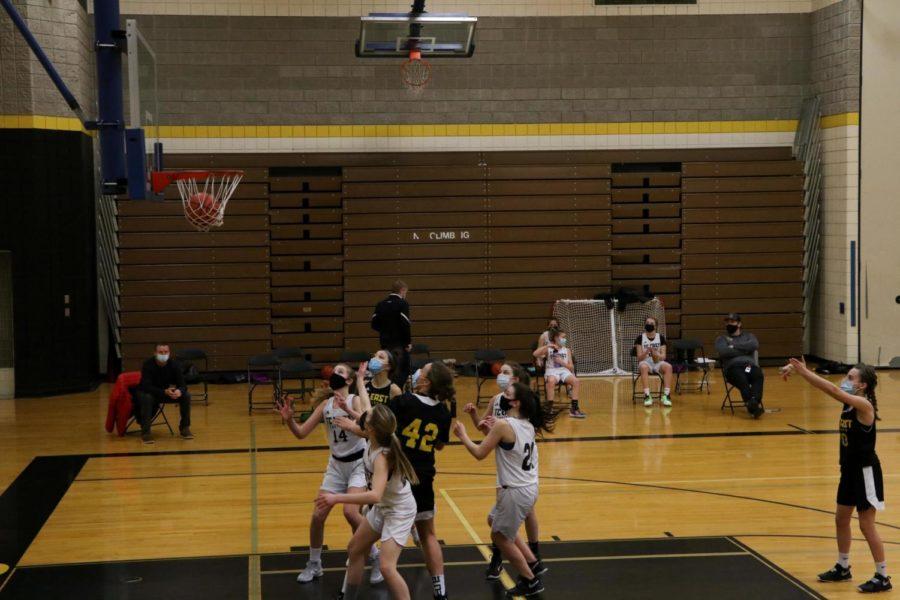 A Successful Girls' Basketball Season