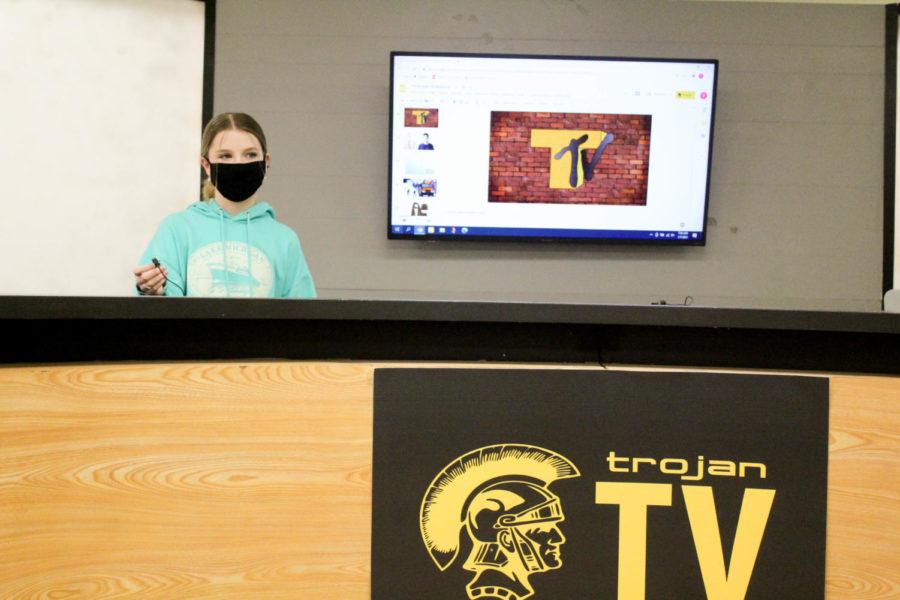 Behind The Scenes Of Trojan TV