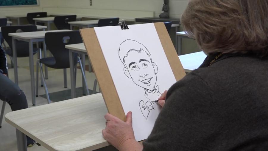 Teacher Spotlight: Ms. Justins Special Talent