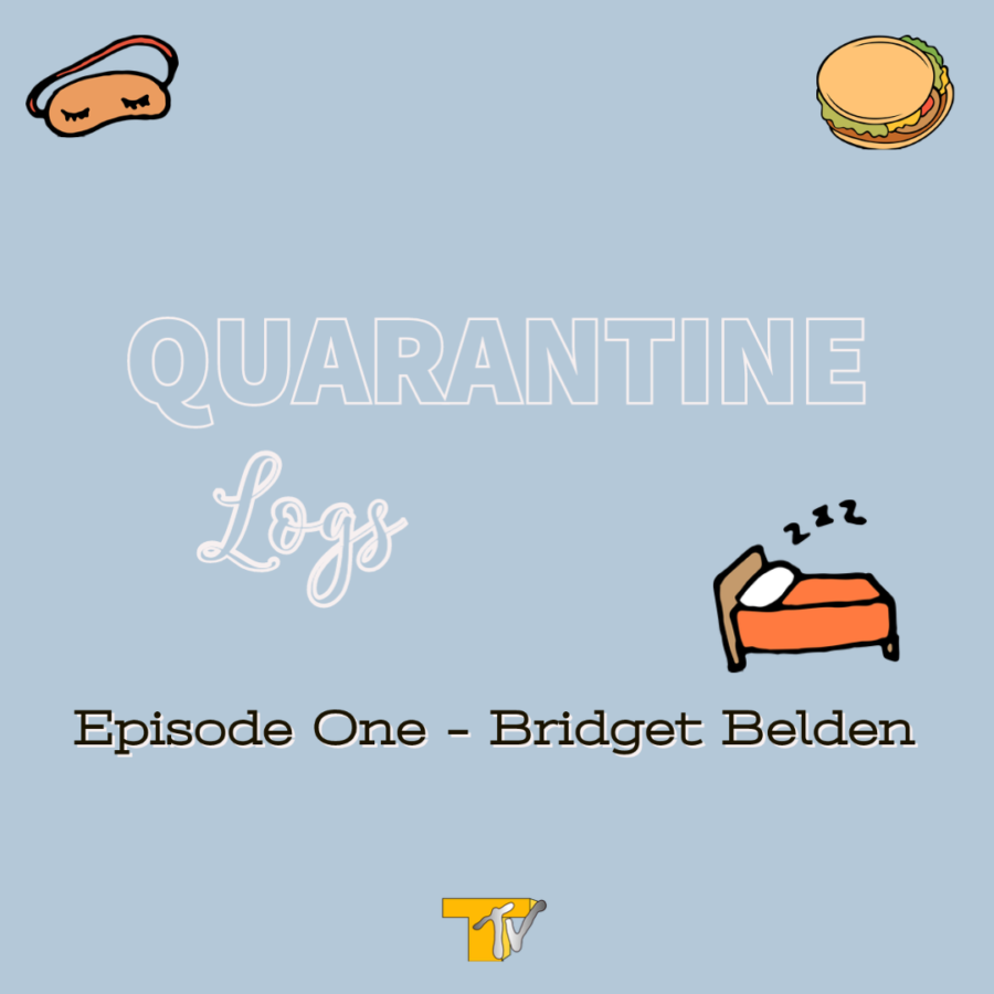 Quarantine Log - May 26, 2021 - Bridget Belden