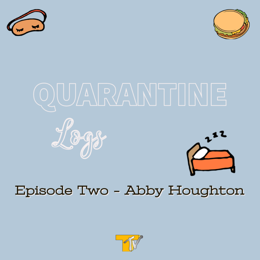 Quarantine Logs - May 27 - Abby Houghton